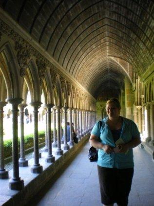 mont st monastery