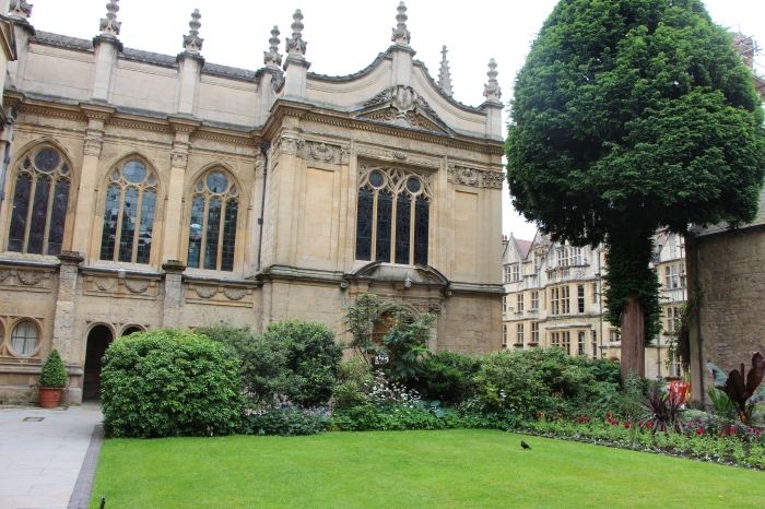 Plenty of time to explore Oxford University